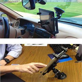 360 Вращение Авто Держатель кронштейна для настольных держателей ветрового стекла для iPad-1TopShop