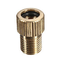 Латунный клапан для насоса преста Шредер адаптер шины клапан преобразователя