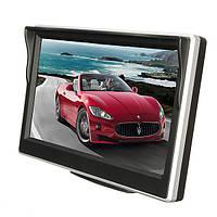 5-дюймовый цифровой цветной TFT ЖК-экран автомобиля монитора монитор