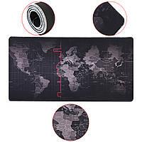 800x400x4mm Большой бесконтактный портативный компьютер Клавиатура Карта мира Мышь Коврик для рабочего стола