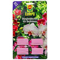 Палочки для орхидей - удобрение, Compo -20 шт
