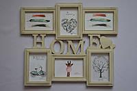 Рамка коллаж 1701 Home 6 фото