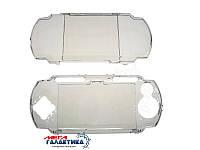 Чехол CristalCase прозрачный + полная защита корпуса от износа  (ZYP-SP301), для Sony PSP 3000 (Bright)