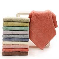KCASA KC-X2 100% Хлопковое твердое ванное Полотенце Быстрая сушка Мягкое 10 цветов Толстое высокопоглощающее антибактериальное Полотенце
