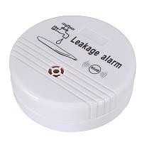 Детектор утечки воды ABS Беспроводной детектор утечки воды Вода Датчик Аварийная сигнализация утечки Главная Безопасность Монитор