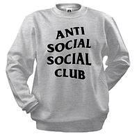 Свитшот Anti Social Social Club
