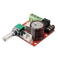 12V мини привет-Fi pam8610 2x10 Вт стерео аудио усилитель совет двухканальный