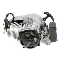 49cc 2-тактный Pull Start Двигатель Мотор Мини-карманный ящик Quad Грязевой велосипед ATV Buggy