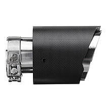 63 мм 2.5 дюймов Универсальный углеродистый волокнистый штекерный хвостовик , фото 2