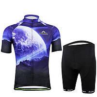 3D Велосипед Велоспорт Костюм Велоспорт Одежда Спортивная одежда