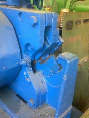 Станок для резки арматуры (ножницы арматурные) СМЖ 172 в отл.состоянии, фото 2