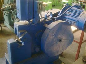Станок для резки арматуры (ножницы арматурные) СМЖ 172 в отл.состоянии, фото 3