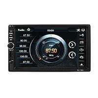 7 дюймов GPS HD Сенсорный экран MP5-плеер Bluetooth FM RDS Быстрое зарядное зеркало Link Cam