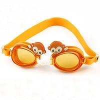 Дети Плавание Очки Водонепроницаемы Анти Туманные плавательные очки RH4500