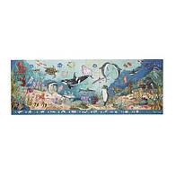 "Напольный пазл ""Морское дно"" 48 эл. / Search & Find Under the Sea Floor Puzzle - 48 pieces ТМ Melissa & Doug MD4493"