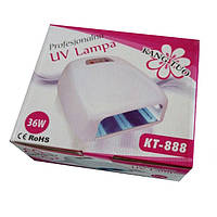 УФ Лампа сушка для ногтей KT888 36W