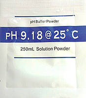 Калибровочный раствор для ph метра - pH 9.18 ( стандарт-титр ) Порошок на 250 мл