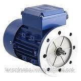 Асинхронный электродвигатель 5,5 кВт с фланцем  1500 об/мин.