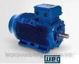 Асинхронный электродвигатель на лапах 2,2 кВт 3000 об/мин. 220/380 V