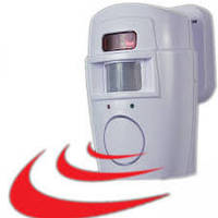 Cенсорная сигнализация Sensor Alarm с датчиком движения (Сенсор Аларм)