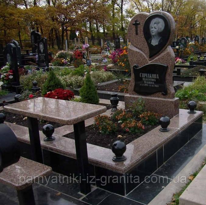 Памятник Сердце № 51
