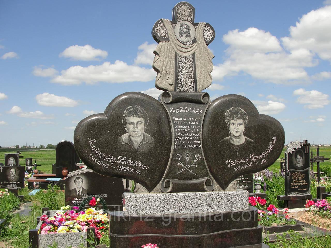 Памятник Сердце № 57