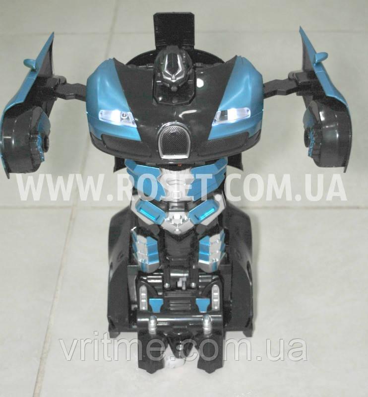 Игрушка Робот-Трансформер на радиоуправлении - Autobots Бугатти
