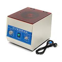 80-2 4000 об/мин Электрическая центрифуга с таймером Регулируемая емкость 12x20 мл Лабораторная наука