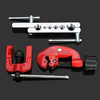 3шт набор развальцовочный инструмент труборез обжимной инструмент ручной инструмент