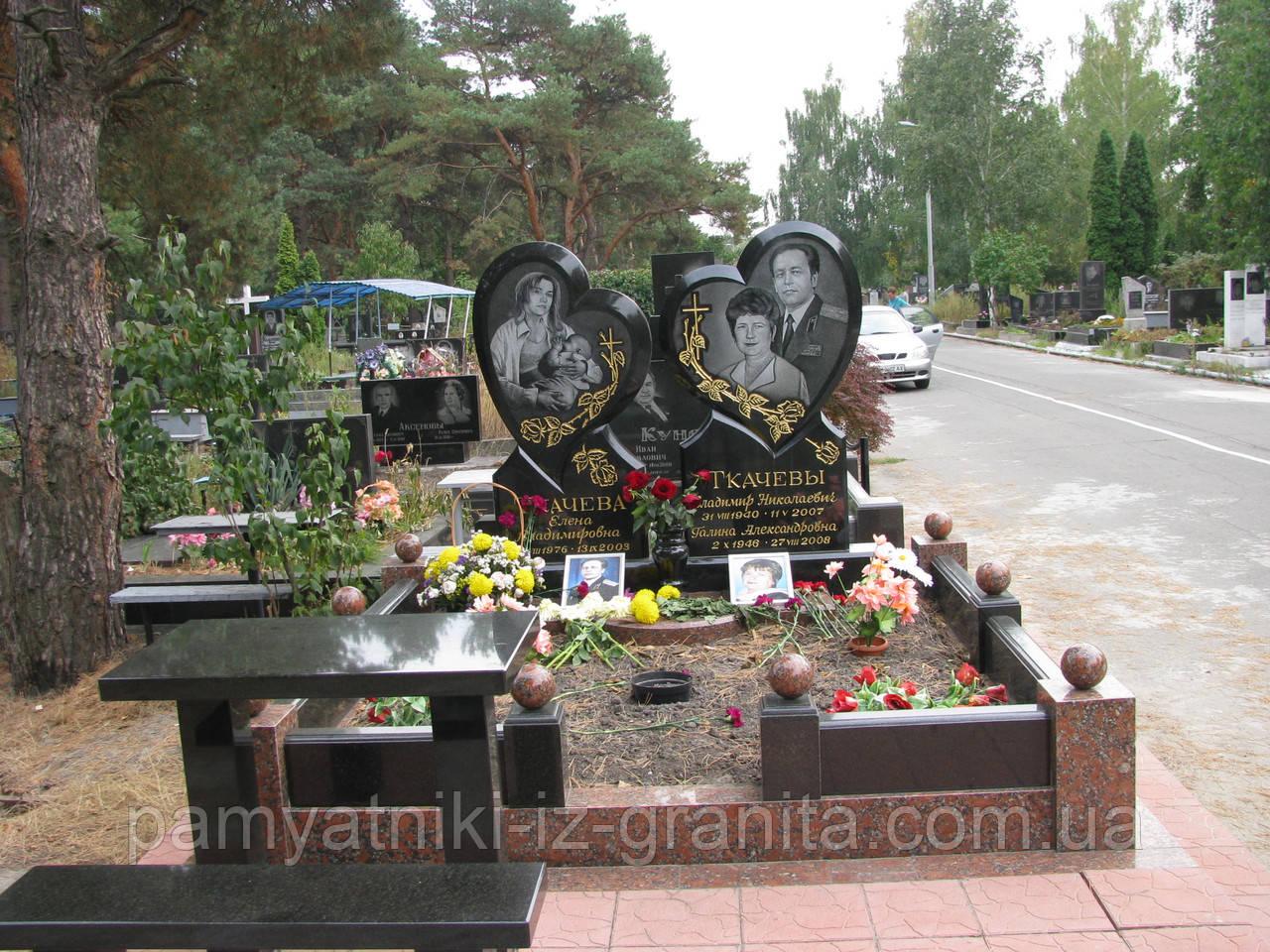 Памятник Сердце № 61
