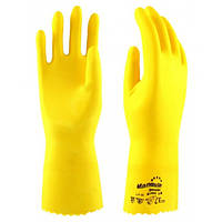 Перчатки Блеск латексные хозяйственные размер L