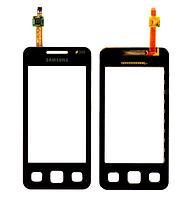 Оригинальный тачскрин / сенсор (сенсорное стекло) для Samsung Star II Duos C6712 (черный цвет)