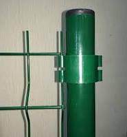 Ø 45мм, L1500 ЭКО - Столб оцинкованный с полимерным покрытием Техна-Восток