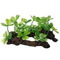 Пластиковые растения травы аквариума искусственные украшения аквариума