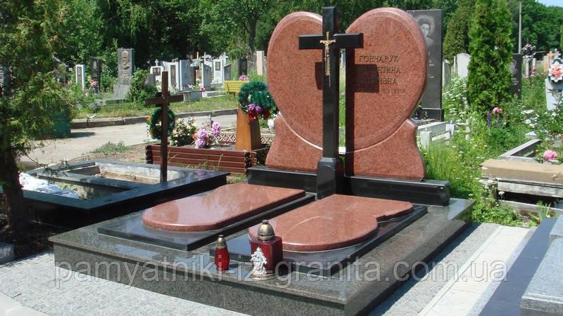 Памятник Сердце № 80