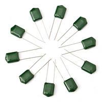 420 штук 14 Value ± 10% 630V Полиэфир Фиксированный конденсатор Ассорти Набор 2J102J-2J683J 30 штук Каждое значение