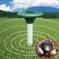 Отпугиватель кротов грызунов на солнечной батарее Solar Rodent Repeller ( Солар Родент)