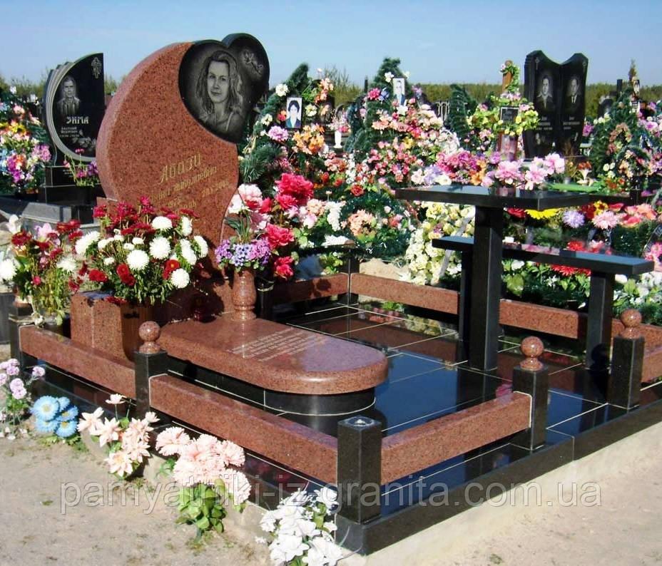 Памятник Сердце № 87