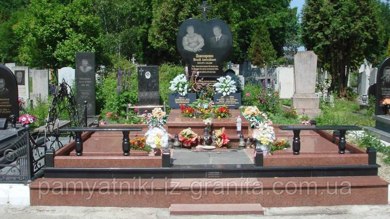 Памятник Сердце № 89