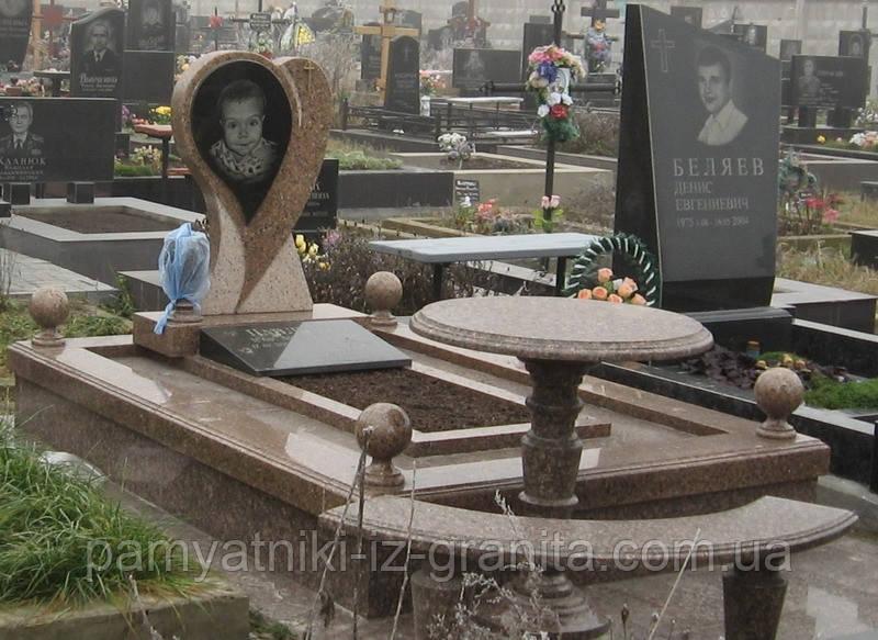 Памятник Сердце № 84