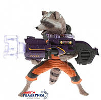 Фигурка  Guardians of the Galaxy — Rocket Raccoon Big Blastin  25 см Retail