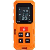 S80 80 м Цифровой дальномер Расстояние Площадь измерителя Объем Пифагорейский измерительный модуль измерения м/фут/в Новом