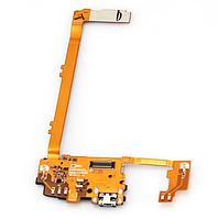 Шлейф (Flat cable) с коннектором зарядки, микрофона для LG Google Nexus 5 D820   D821