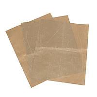 3 штук 40x50cm Non-Stick Heat Press Transfer PTFE Teflon Film Sheet Пластина Выпечка Мат