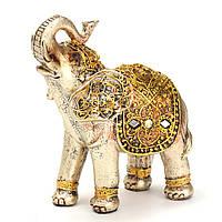 7 штук Resin Mini Экзотические слоны Украшения Elephant Home Office Украшение Декоративное оборудование