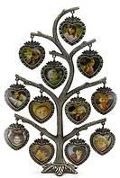 Фоторамка Дерево на 12 фото, незабываемый подарок
