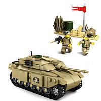 KaziTankTeamBuildingBlockНаборы игрушечных игрушечных игрушек Fidget Toys # 84043 296 Push Pcs