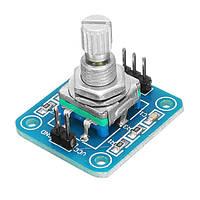 360-градусный вращающийся энкодер для модуля кодирования Arduino