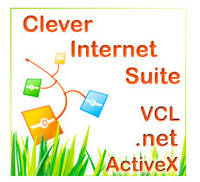 Пакет Clever Internet Suite VCL & .NET & ActiveX 9.1 (Clever Components)