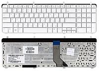 Клавиатура для ноутбука HP Pavilion DV7-2000 DV7t-2000 DV7-3000 DV7t-3000 (русская раскладка, белый цвет)